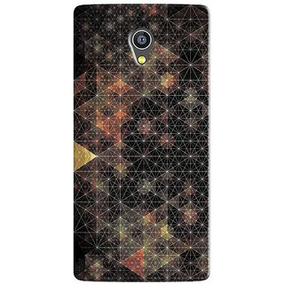 PREMIUM STUFF PRINTED BACK CASE COVER FOR SWIPE KONNECT PLUS DESIGN 5955