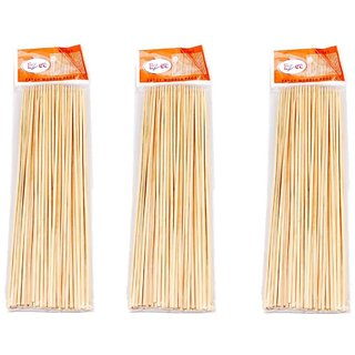 Flat Thin Bamboo Sticks For Massage Price Package Bbq