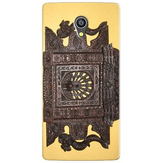 PREMIUM STUFF PRINTED BACK CASE COVER FOR MICROMAX YU 5530 YUNICORN DESIGN 5438