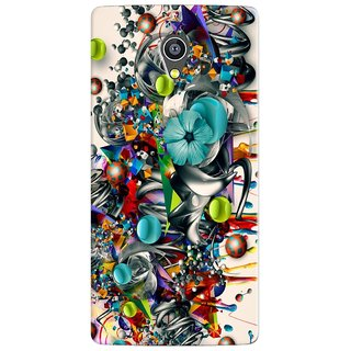 PREMIUM STUFF PRINTED BACK CASE COVER FOR MICROMAX YU 5530 YUNICORN DESIGN 5575