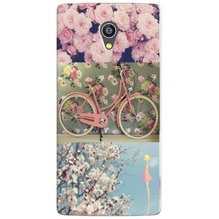 PREMIUM STUFF PRINTED BACK CASE COVER FOR MICROMAX YU 5530 YUNICORN DESIGN 5556