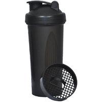 UDAK Simple Net Gym Shaker Sipper Bottle-600ML
