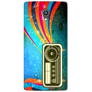 PREMIUM STUFF PRINTED BACK CASE COVER FOR MICROMAX YU 5530 YUNICORN DESIGN 5666