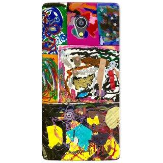 PREMIUM STUFF PRINTED BACK CASE COVER FOR MICROMAX YU 5530 YUNICORN DESIGN 5696