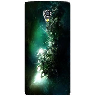 PREMIUM STUFF PRINTED BACK CASE COVER FOR MICROMAX YU 5530 YUNICORN DESIGN 5683