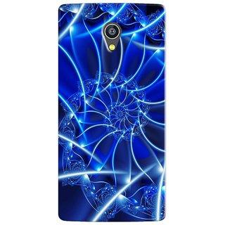 PREMIUM STUFF PRINTED BACK CASE COVER FOR MICROMAX YU 5530 YUNICORN DESIGN 5690