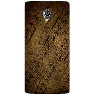 PREMIUM STUFF PRINTED BACK CASE COVER FOR MICROMAX YU 5530 YUNICORN DESIGN 5716