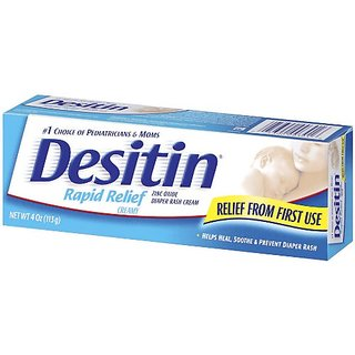 Desitin Rapid relief Diaper rash cream 113gm