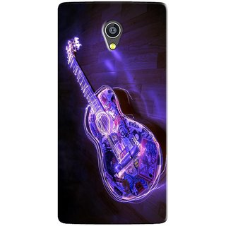 PREMIUM STUFF PRINTED BACK CASE COVER FOR MICROMAX YU 5530 YUNICORN DESIGN 5719
