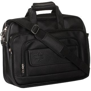 Style Homez Spacious Classic Retro Laptop Bag 15.6