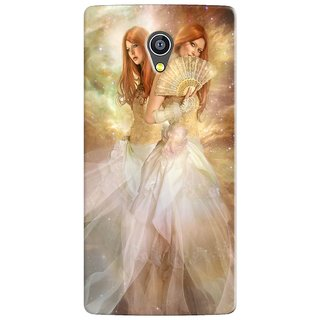 PREMIUM STUFF PRINTED BACK CASE COVER FOR MICROMAX YU 5530 YUNICORN DESIGN 5736