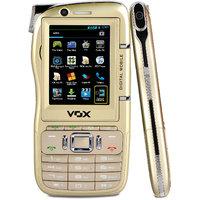 VOX 4 SIM Touch  Type Dual Camera Mobile cum Camcorder - DV10