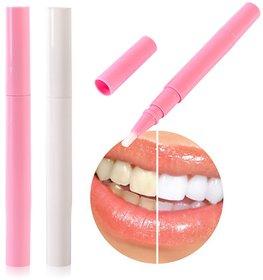 New Tooth Whitening Gel Pen Whitener Cleaning Bleaching Kits Dental Teeth White Pink H4