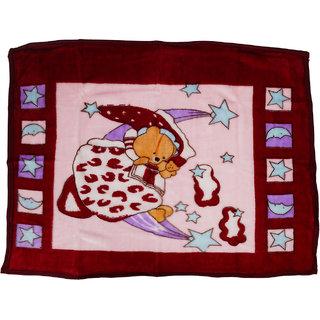 Aarushi Unisex All Season Baby Blanket/Sheet Print May Very