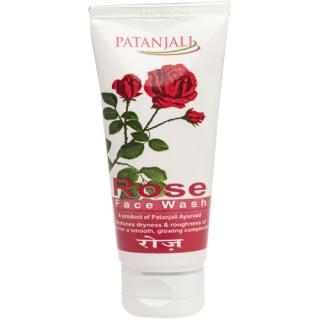Patanjali Rose Face Wash 60gm