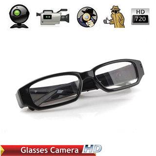 720P Spy Hidden Secret Glasses Camera