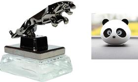 Auto Elite Jaguar Refillable Car Perfume/ Panda Car Air