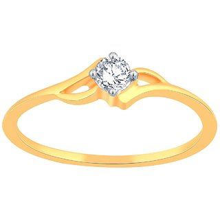 Beautiful Sparkling Diamond Ring PR20988I1-JK14Y From Celenne By Gili