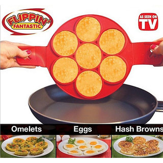 BANQLYN Silicone Pancake Molds