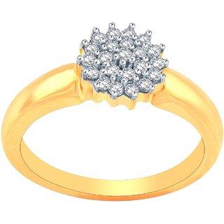 Beautiful Sparkling Diamond Ring FJ3926I1-JK14Y From Avnni By Nakshatra
