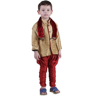 Crazeis Sherwani Set For Boys