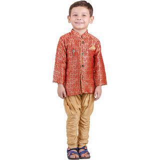 Qeboo Sherwani Set For Boys