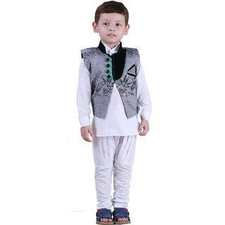 Crazeis Sherwani Set For Boys