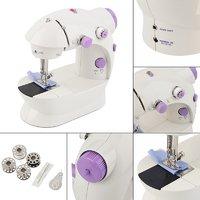 Magic Home Delight Portable & Compact 4 in 1 Electric Sewing Machine