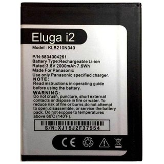 Panasonic Eluga I2 2000 mAh Battery by ClickAway