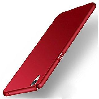 Oppo A37 Plain Cases DEV - Red