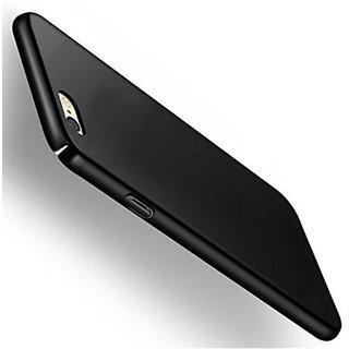 Oppo F3 plus Plain Cases KTC - Black