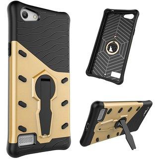 Oppo Neo 7 Shock Proof Case CELZO - Golden