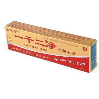 yiganerjing eczema psoriasis antibacterial cream natural herbal cream new arrival