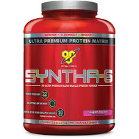 Bsn Syntha-6 Protein Powder - Strawberry Milkshake, 5.0