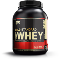 Optimum Nutrition (ON)  Whey Gold Standard - 5 Lbs (Cak