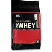 Optimum Nutrition (ON)  Whey Gold Standard - 10 Lbs (Ex