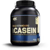 Optimum Nutrition 100 Casein Protein - 4 Lbs (Creamy Va