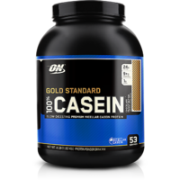Optimum Nutrition (ON)  Casein Protein - 4 Lbs (Chocola