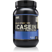 Optimum Nutrition (ON)  Casein Protein - 2 Lbs (Creamy
