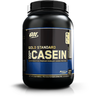 Optimum Nutrition (ON)  Casein Protein - 2 Lbs (Cookies