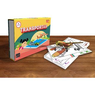 SCIFIKIDS - TRANSPORTAR Augmented RealityEducational Kit