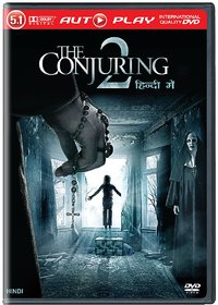 The Conjuring 2 - Autoplay Hindi - DVD