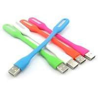 USB LED Portable Light for Car / Laptop / 1 pc.  Assor