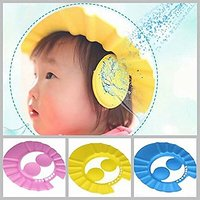 Mart and Kids Bath Shower Cap ( Color May very )