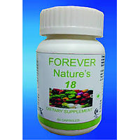HAWAIIAN FOREVER NATURE'S 18 CAPSULE