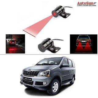 AutoStark Car Rear Laser Safety Line Fog Light RED For Mahindra Xylo