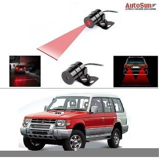 AutoStark Car Rear Laser Safety Line Fog Light RED For Mitsubishi Pajero (Old)