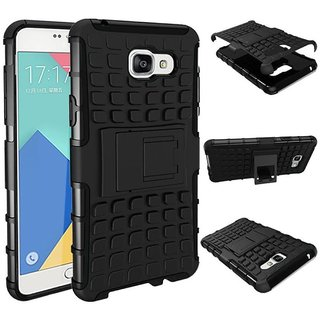 Oppo A57 Shock Proof Case ELICA - Black
