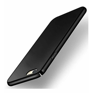 Vivo Y55L Plain Cases MV - Black