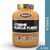 Big Muscles Xtreme Muscle Fusion 6 Lb Vanilla